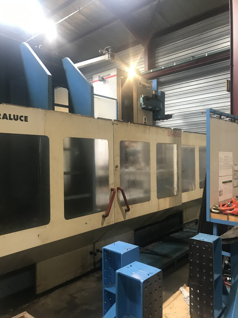 Soraluce SP 8000 Machines Outils Occasion